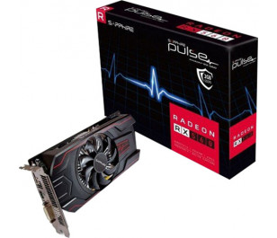 Sapphire RX560 2GB D5 128Bit PULSE GDDR5 Ekran Kartı (11267-19-20G)