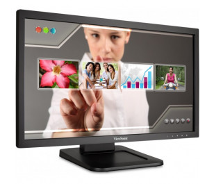 "Viewsonic TD2220-2 21.5"" 5ms (Analog+DVI) Full HD Çoklu Dokunmatik LED Monitör"