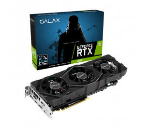 GALAX GeForce® RTX 2080 SG Edition 1-Click OC PCI-E 8GB GDDR6 256-Bit 3x DP1.4, HDMI 2.0b, USB Type-C , 3 Fanlı Nvidia Ekran Kartı