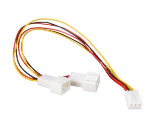 Dark Çift Çıkışlı 3Pin Fan Çoklayıcı Kablo