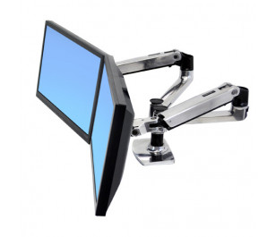 Ergotron LX Serisi Çift LCD Monitör Kolu