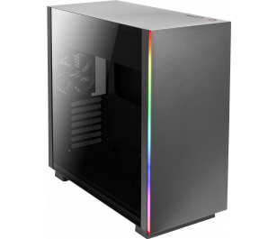 Aerocool Glo RGB Tempered Glass 600W 80+ Bronze ATX Siyah Oyuncu Kasası