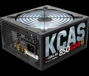 Aerocool KCAS 850W 80+ Gold Aktif PFC RGB Fanlı Modüler Güç Kaynağı