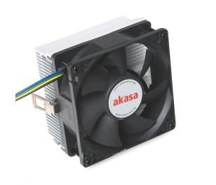 Akasa 8cm Fanlı AM2+/AM3+/AM4/FM1/FM2+ İşlemci Soğutucu