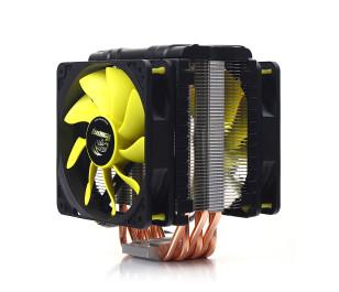 Akasa Venom Voodoo Intel 2011/1156/1155/1150/1151/2066 AM2/AM2+/AM3/AM3+ Uyumlu İşlemci Soğutucu