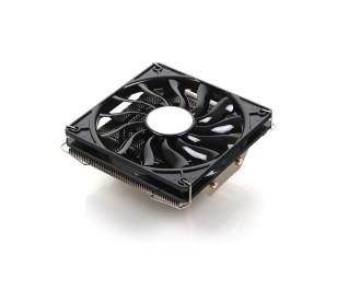 Akasa Nero LX2 Intel 775/115X/1366 ve AMD AM2/AM3+/FM1/FM2 İçin Yüksek Performanslı Low Profile İşlemci Soğutucusu
