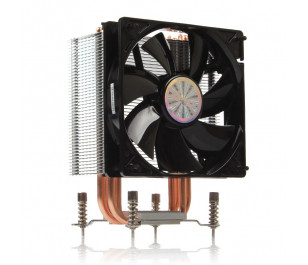 Akasa Nero 3 Intel 775/1155/1156/1150/1151/2011/2066 AM2/AM2+/AM3/AM3+/AM4 Uyumlu İşlemci Soğutucusu (RYZEN Destekli)