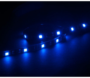 Akasa Vegas M Manyetik Mavi Led Şerit