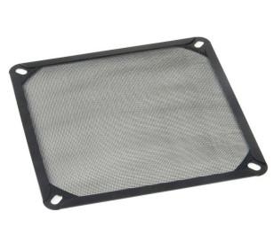 Akasa 12cm Full Aluminyum Temizlenebilir Siyah Fan Filtresi