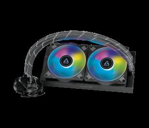 ARCTIC Liquid Freezer II - 240 A-RGB Intel/AMD İşlemci Destekli PWM Sıvı Soğutucu