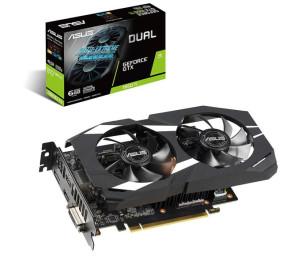Asus GeForce GTX1660TI DUAL 6GB 192Bit GDDR6 Ekran Kartı (DUAL-GTX1660TI-6G)