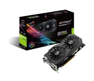 Asus GTX1050Ti 4GB 128Bit GDDR5 ROG STRIX O.C GAMING Ekran Kartı (ROG STRIX-GTX1050TI-O4G-GAMING)