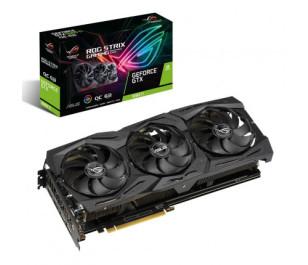 Asus GeForce GTX1660TI ROG STRIX OC 6GB 192Bit GDDR6 Ekran Kartı (ROG-STRIX-GTX1660TI-O6G-GAMING)