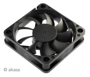 Akasa Classic Black 8cm Fan
