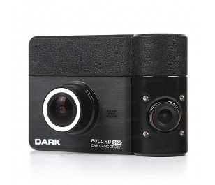 Dark AT5 Çift Kameralı İç Kayıt Alabilen Araç İçi Kamera