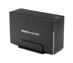 "Dark StoreX.R20 Dual RaidBox  2 x 3.5"" Disk Destekli USB 3.0 Disk Kutusu"