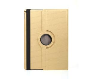 """Dark 12.9"""" iPad PRO 360 Dönebilen Kılıf (Altın Sarısı)"""