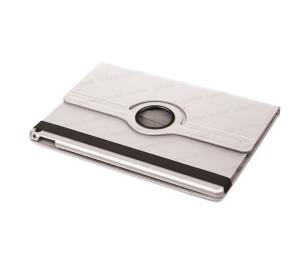 """Dark 12.9"""" iPad PRO 360 Dönebilen Kılıf (Gümüş Gri)"""