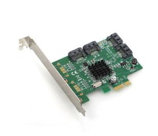 Dark 4x SATA 3.0 Destekli PCI Express X1 Kart