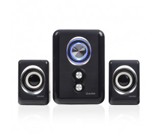 Dark SP-211 2+1 Multimedia USB Speaker