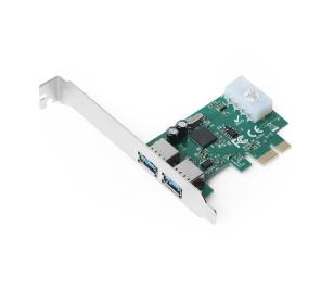 Dark U3P Çift USB 3.0 Portlu PCI Express x1 Kart
