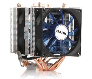 Dark Freezer X94 Intel/AMD LGA 775/ 1155/ 1150/ 1151/ FM1/FM2/AM2+/AM3/AM4 Ryzen Uyumlu işlemci Soğutucu