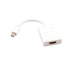 Dark Mini Display Port to HDMI - AKTİF Dönüştürücü