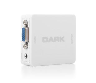 Dark Analog VGA ve SES  - Dijital HDMI Aktif Dönüştürücüsü