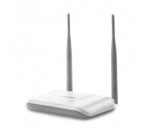 Dark RangeMAX WRT302 802.11n WiFi 300Mbit 2x5dBi Antenli Kablosuz Router / Access Point / Repeater