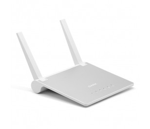 Dark RangeMAX WRT305 802.11n 300Mbit, 2 x 5dBi Antenli, 3x Ethernet, Alüminyum Kasa Router, Repeater (DK-NT-WRT305)