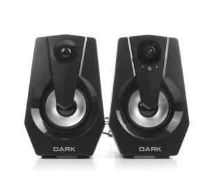 Dark SP110 1+1 Multimedia USB Speaker
