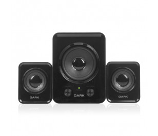 Dark SP-210 2+1 Multimedia USB Speaker