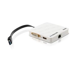 Dark UGA30 Çift Çıkışlı FullHD+ USB 3.0 / 2.0 Harici Ekran Kartı (HDMI / DVI+VGA )