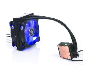 Dark AquaForce W120 Intel 775/1155/1156/1150/1151/2011/2066 AM2/AM2+/AM3/AM3+ Uyumlu Çift Fanlı Sıvı Soğutma Sistemi