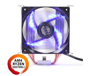 Dark Freezer X120 AMD AM4 RYZEN Uyumlu işlemci Soğutucu