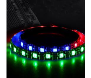 Dark Ultra Bright RGB(4pin) LED Şerit (24x LED)