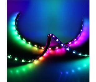 Dark Ultra Bright A-RGB(3pin) LED Şerit (20x LED)