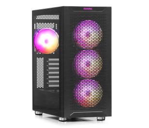 Dark MAXIMA V12, 4x12cm ARGB Fan, 2xUSB3.0, 1xType-C, RF Kontrollü Oyuncu Kasası