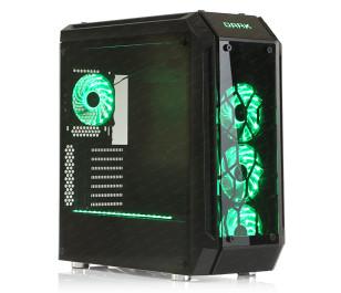 DARK SuperNOVA USB 3.0, 4x 12cm RGB Fan, Uzaktan Kumandalı, Pencereli 700W 80+ ATX Kasa