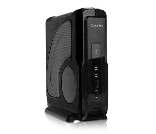Dark EVO S302 i3 4170T , 4GB/120GB SSD ,VGA/DVI/HDMI, USB3.0,Mini-ITX PC