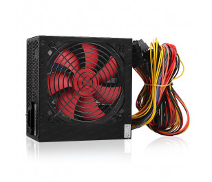 Dark Force 600W 3xSATA, 3xIDE 6+2Pin PCI-E Güç Kaynağı