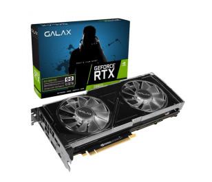 GALAX GeForce® RTX 2080 OC Dual Fan 8GB GDDR6 256-Bit 3x DP1.4, HDMI 2.0b, USB Type-C PCI-Express Ekran Kartı
