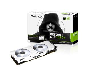 Galax GeForce GTX1080 Ti EXOC White 11GB GDDR5X 352-BIT PCI-E NVIDIA EKRAN KARTI