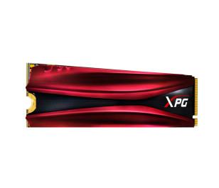ADATA XPG Gammix S11 Pro 3500MB/s - 2300MB/s Kırmızı Soğutuculu m2 PCIe 512GB SSD