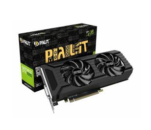 Palit GeForce® GTX 1060 Dual 3GB GDDR5 192-Bit DVI-D, HDMI 2.0b, 3x DP1.4 PCI-Express Ekran Kartı