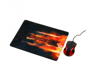 Aerocool StrikeX Glider 352x255mm Oyuncu Mouse Pad