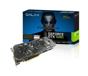 Galax GeForce GTX1080 EXOC 8GB 256-Bit GDDR5X DVI-D, HDMI, DP1.4 PCI-E Ekran Kartı