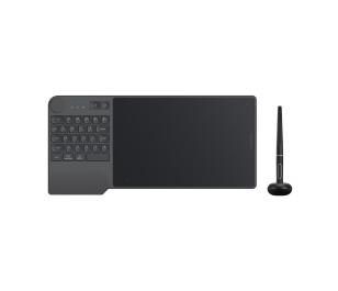"Huion KD200 8.9"" x 5.6"" 8192 Kad. KeyDial 5080LPI Kablosuz Grafik Tablet"