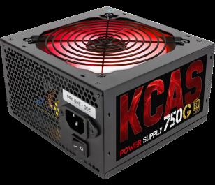 Aerocool KCAS 750W 12cm RGB Led Fan 80+ Gold Power Supply