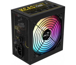 Aerocool KCAS Plus 750W ARGB 12cm Fan 80+Gold Power Supply
